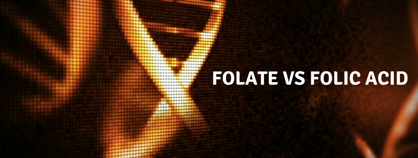 MTHFR Tips: Folate vs. Folic Acid: What is the difference?